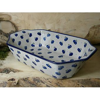 Baking dish 36 x 21.5 x 9 cm tradition 22, Bunzlauer pottery - BSN 21737
