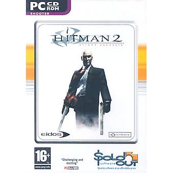 Hitman 2 Silent Assassin (Pc CD) - Factory Sealed