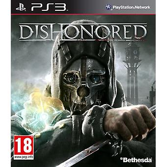 Dishonored (PS3) - New