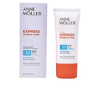 Anne Möller Express dublu care ultra light fluid Spf30 50 ml unisex