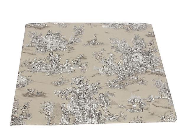 Plaid Baroque Dog / Pet Blanket Dog / Pet Blanket beige