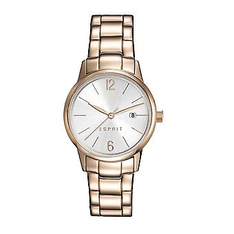 ESPRIT damer watch armband watch Abbie rostfritt stål Rosé ES100S62014
