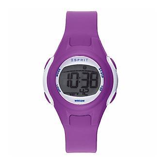エスプリ子供デジタル時計の tp - 90647 紫 ES906474001 の子供たち