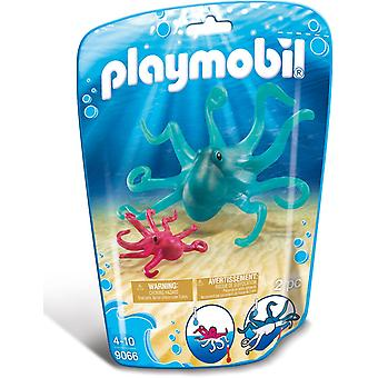 Playmobil 9066 Octopus With Baby