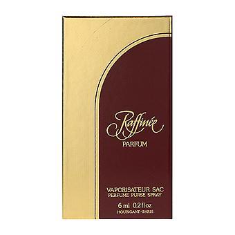 Houbigant Raffinee Parfum Pure Purse Spray 0.2Oz/6ml In Box Vintage