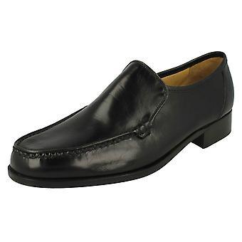 Mens Thomas Blunt Slip On Smart Shoes Illinois