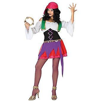 Kostüme Frauen Frauen Zigeunerin Kostüm für Damen