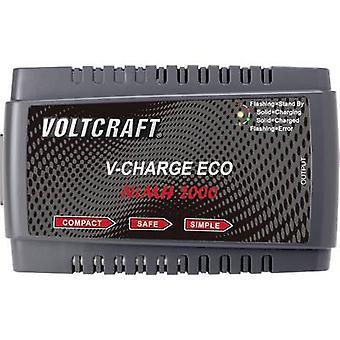 VOLTCRAFT V-Charge Eco NiMh 2000 Modell Batterieladegerät 230 V 2 A NiMH, NiCd