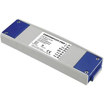 Barthelme CHROMOFLEX Pro i350/i700 1-Kanal LED Dimmer 2.7 W 868.3 MHz 50 m 180 mm 52 mm 22 mm