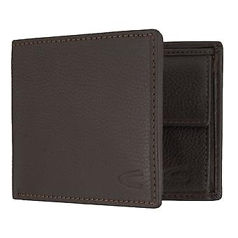 Camel active mens wallet wallet purse with RFID-chip protection Brown 7315