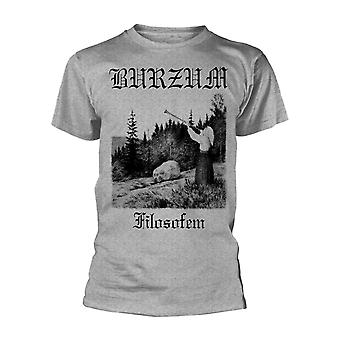 Burzum FILOSOFEM 3 2018 T-Shirt