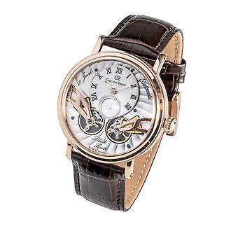 Carl von Zeyten Herren Uhr Armbanduhr Automatik Black Forest CVZ0017RWH