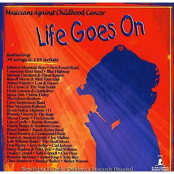 Life Goes on: Musicians Against Childhood Cancer - Life Goes on: Musicians Against Childhood Cancer [CD] USA import