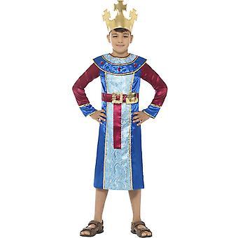 Dziecięce stroje karnawalowe król Melchior strój dla dzieci