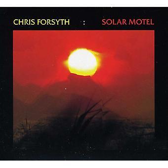 Chris Forsyth - Solar Motel [CD] USA import
