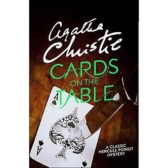 بطاقات على الطاولة قبل أجاثا كريستي-كتاب 9780008164898