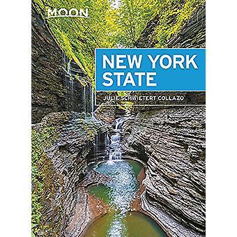 Moon New York State - 7e édition par Julie Schwietert Collazo - 97816