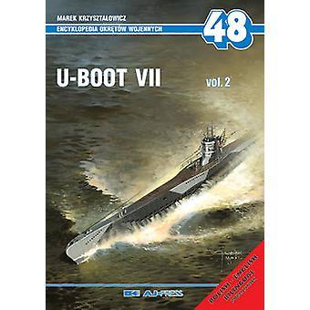 EOW 48, VII U-Boot - Volume 2 par Marek Krzysztalowicz - 9788372372192 B