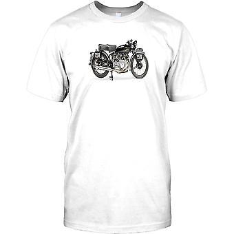 Vincent HRD - klassisk brittisk cykel barn T Shirt