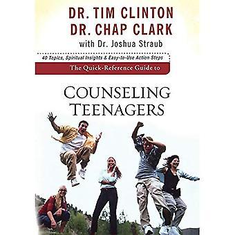 Snabbguide till rådgivning tonåringar, (Aacc Quick-Reference guider)
