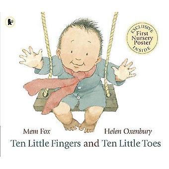 Tien kleine vingers en tien kleine tenen