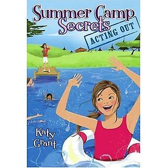 Atuação (segredos de acampamento de verão)
