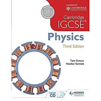 Cambridge IGCSE fysikk 3rd Edition plus CD