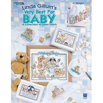 Linda Gillums allra bästa för Baby: en samling i korsstygn