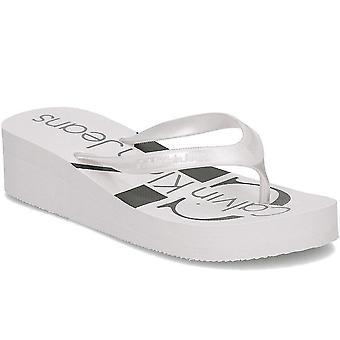 Calvin Klein Jeans RE9856SILVER   women shoes