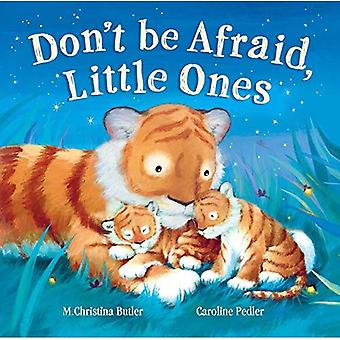 Don't Be Afraid Little Ones [Board book]