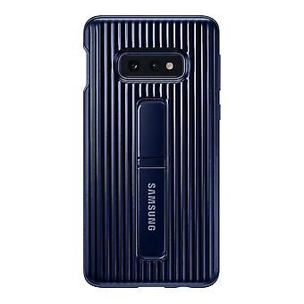 סמסונג המגן עומד לכסות כחול עבור Samsung Galaxy S10e G970F EF-RG970C מקרה מקרה המגן המקרה