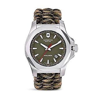 Victorinox Watch 241727 fabric strap Quartz Analog man
