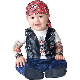 Biker Toddler Costume