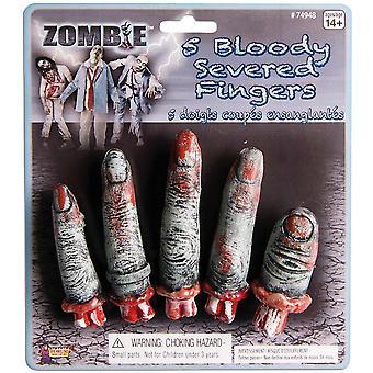 Zombie vingers