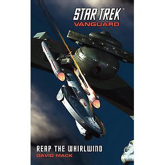 Star Trek Vanguard 3 Reap the Whirlwind by Mack & David