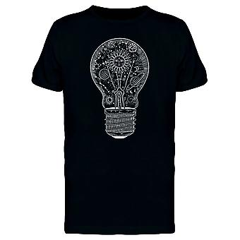 Space In The Lamp Tee Men's -Image by Shutterstock