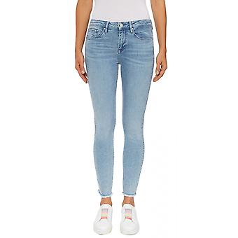 Tommy Hilfiger Tommy Hilfiger Womens Como Skinny Raw Jeans