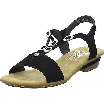 Rieker 63453 6345300 universelle sommer kvinner sko