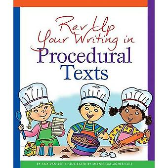 REV Up Your Writing in Procedural Texts by Amy Van Zee - Mernie Galla