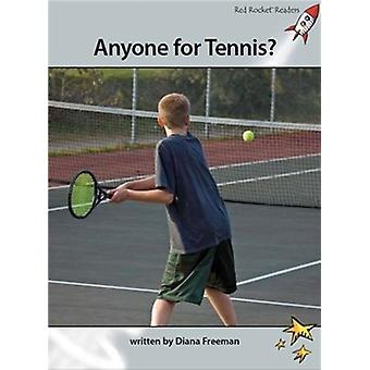 Anyone for Tennis? by Diana Freeman - 9781927197677 Book