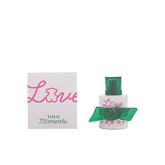 Tous miłości chwile Edt Spray 30 Ml dla kobiet