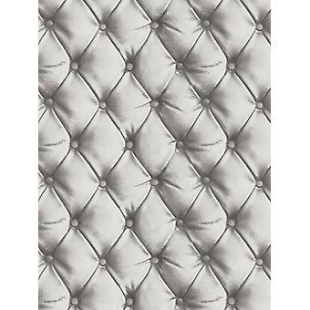 Touha Chesterfield useň na kůži stříbrný arthouse 618104