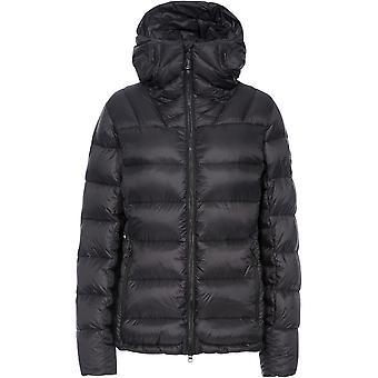 التعدي على النساء Pedley DLX المعزولة مبطن معطف دافئ مقنع