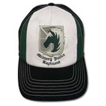 Baseball Cap - Attack on Titan - New Military Police Toys Anime Hat ge32235
