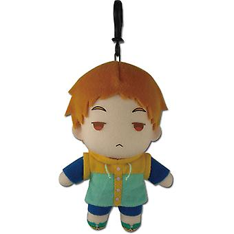 Plush Key Chain - Seven Deadly Sins - King 5'' Licensed ge52259