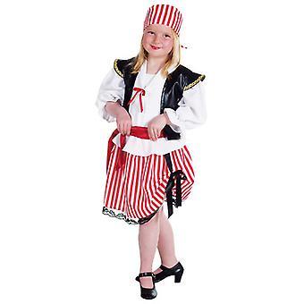 Children's costumes Girls Pirate girl