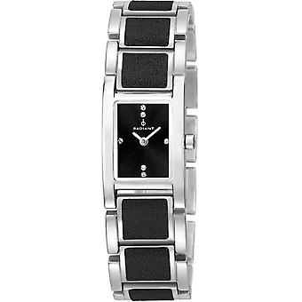 New radiant Delice Quartz Analog Woman Watch with RA85201 Stainless Steel Bracelet