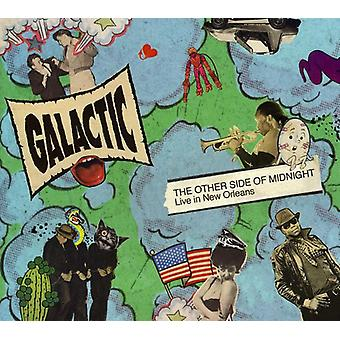 Galactic - Other Side of Midnight:Live in New O [CD] USA import