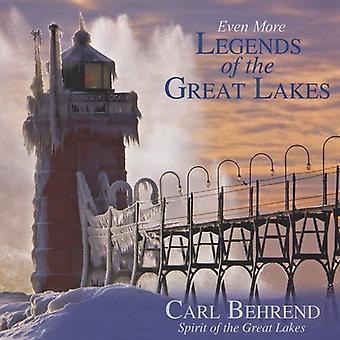 Carl Behrend - sogar mehr Legenden über die großen Seen [CD] USA import