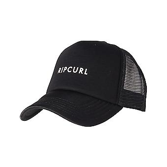 Rip Curl Plains Trucka Cap in schwarz